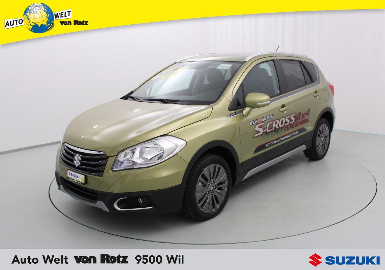 der neue suzuki sx4 s cross auto welt von rotz. Black Bedroom Furniture Sets. Home Design Ideas