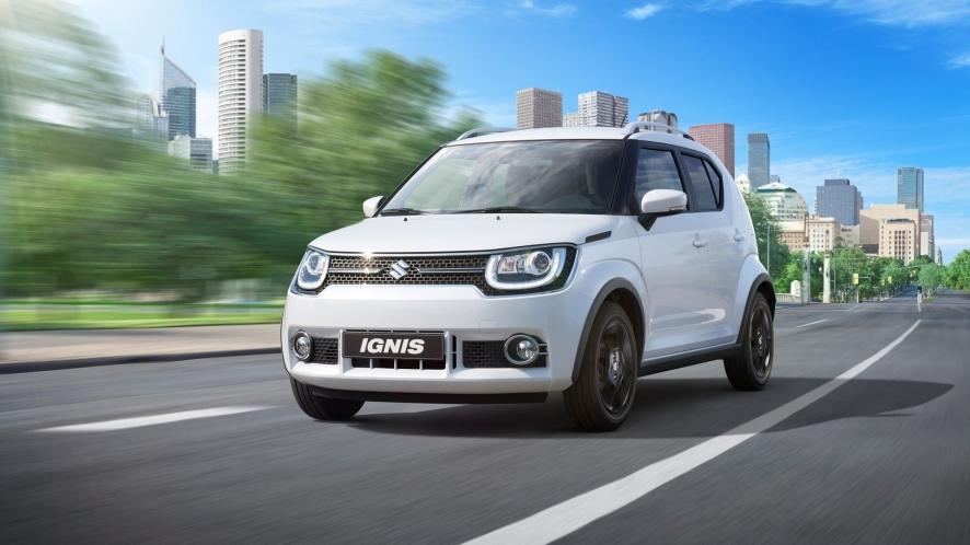 Ignis Der Neue Kompakte Crossover Von Suzuki