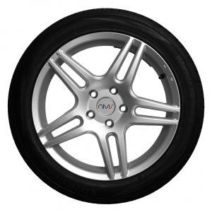 Satz Winterräder 16 Zoll VW Touran - Silber - Auto Welt von Rotz AG