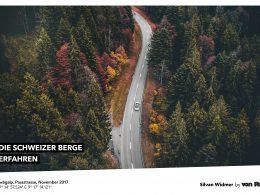 Die Schweizer Berge erfahren mit Silvan Widmer - Auto Welt von Rotz AG 24