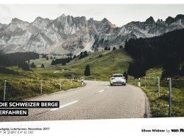Die Schweizer Berge erfahren mit Silvan Widmer - Auto Welt von Rotz AG 23