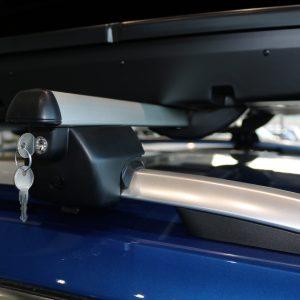 Dachbox Modula Wego Black - Auto Welt von Rotz AG 1