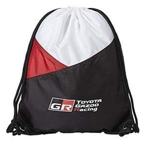 Toyota Gazoo Racing Sportbeutel - Auto Welt von Rotz AG