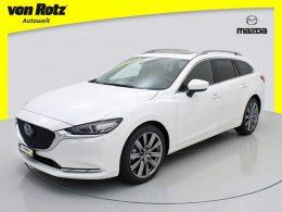 MAZDA 6 Sport Wagon 2.5 Revolution - Auto Welt von Rotz AG