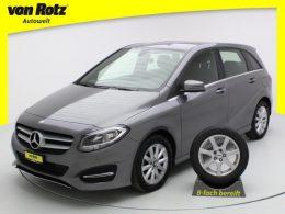MERCEDES-BENZ B 220 CDI Style - Auto Welt von Rotz AG