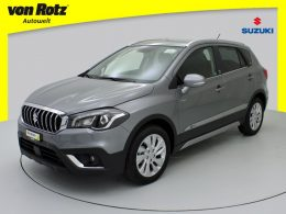 SUZUKI SX4 S-CROSS 1.4 T Tradizio 4x4 - Auto Welt von Rotz AG