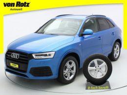 AUDI Q3 2.0 TDI sport quattro - Auto Welt von Rotz AG