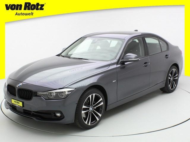 BMW 320d Edition Sport Line