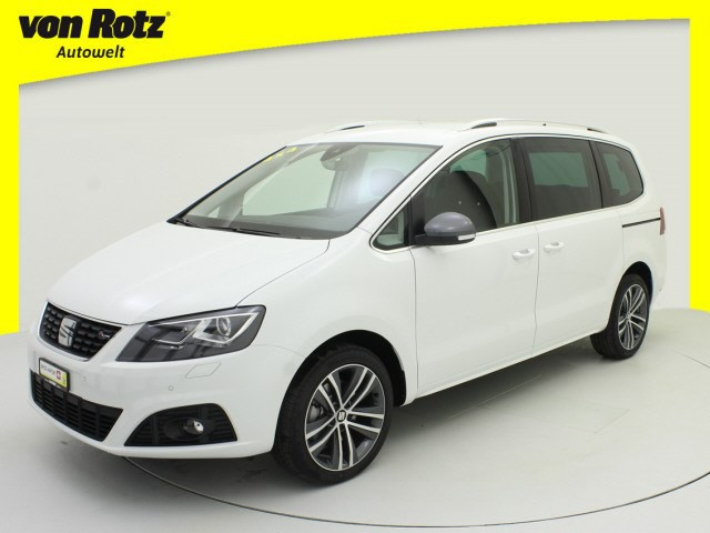 seat alhambra 2 0 tdi fr 4x4 auto welt von rotz. Black Bedroom Furniture Sets. Home Design Ideas