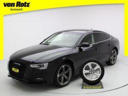 AUDI A5 Sportback 2.0 TDI - Auto Welt von Rotz AG
