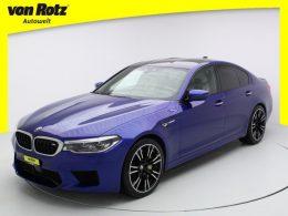 BMW M5 xDrive First Edition - Auto Welt von Rotz AG