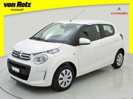 CITROEN C1 1.0 VTi Feel - Auto Welt von Rotz AG 1