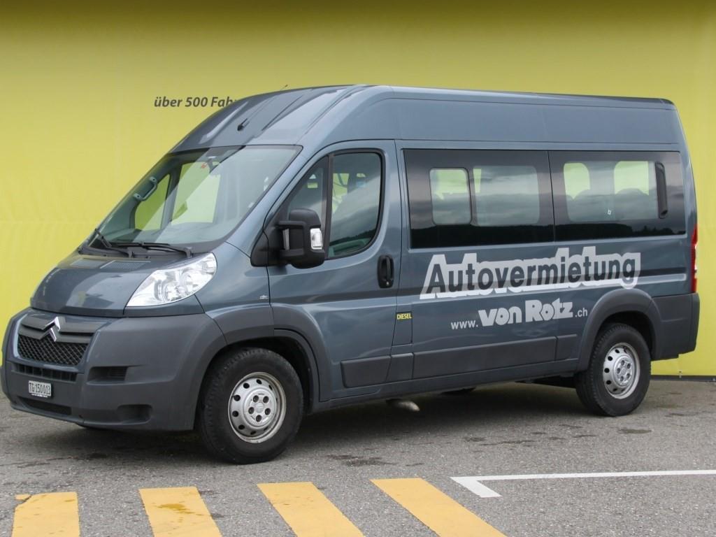 CITROEN JUMPER Minibus L2 2.2 HDI 120