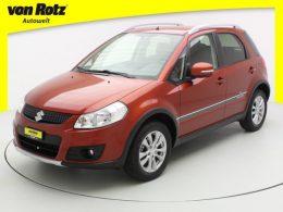 SUZUKI SX4 1.6 GL Top Cellano4x4 - Auto Welt von Rotz AG