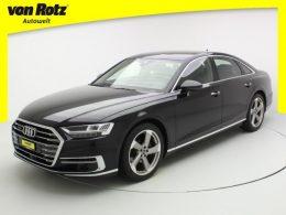 AUDI A8 3.0 TDI 50 quattro tiptronic - Auto Welt von Rotz AG 1