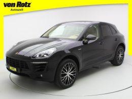 PORSCHE Macan S Diesel - Auto Welt von Rotz AG
