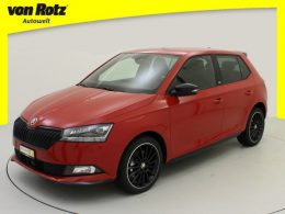 SKODA Fabia 1.0 TSI Monte Carlo - Auto Welt von Rotz AG