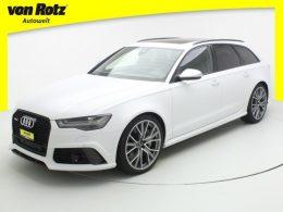 AUDI RS6 Avant Performance - Akrapovic-Edition - Auto Welt von Rotz AG