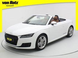 AUDI TT Rds. Edition 300 - Auto Welt von Rotz AG