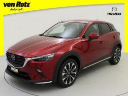 MAZDA CX-3 2.0 Revolution AWD - Auto Welt von Rotz AG 2
