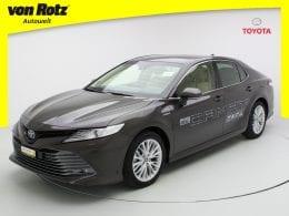 TOYOTA Camry: Schweizer Comeback eines Weltbestsellers - Auto Welt von Rotz AG 14