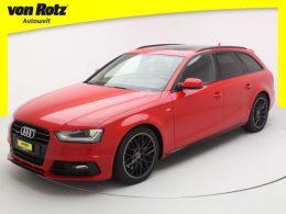 AUDI A4 Avant 3.0 TDI quattro - Auto Welt von Rotz AG