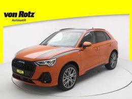 AUDI Q3 40 TDI - ABT-Orange-Edition - Auto Welt von Rotz AG