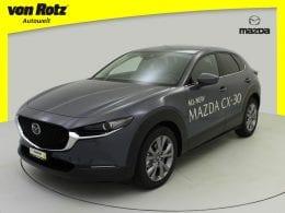 Der neue Mazda CX-30 Skyactiv-X - Auto Welt von Rotz AG 15