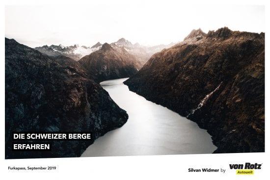 Die Schweizer Berge erfahren mit Silvan Widmer - Auto Welt von Rotz AG 32
