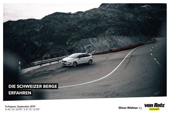 Die Schweizer Berge erfahren mit Silvan Widmer - Auto Welt von Rotz AG 33