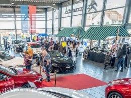 Frühlingsausstellung bei der Auto Welt von Rotz AG am 21.3.20/22.3.20 - Auto Welt von Rotz AG