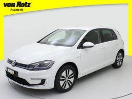 VW e-Golf - Auto Welt von Rotz AG 1