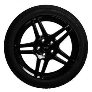 Winterräder Toyota RAV-4 17 Zoll schwarz - Auto Welt von Rotz AG