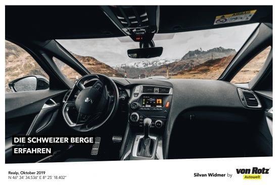 Die Schweizer Berge erfahren mit Silvan Widmer - Auto Welt von Rotz AG 34