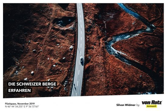 Die Schweizer Berge erfahren mit Silvan Widmer - Auto Welt von Rotz AG 35