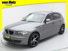 BMW 116i E87 - Auto Welt von Rotz AG