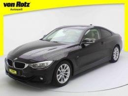 BMW 435i Coupé Sport Line - Auto Welt von Rotz AG