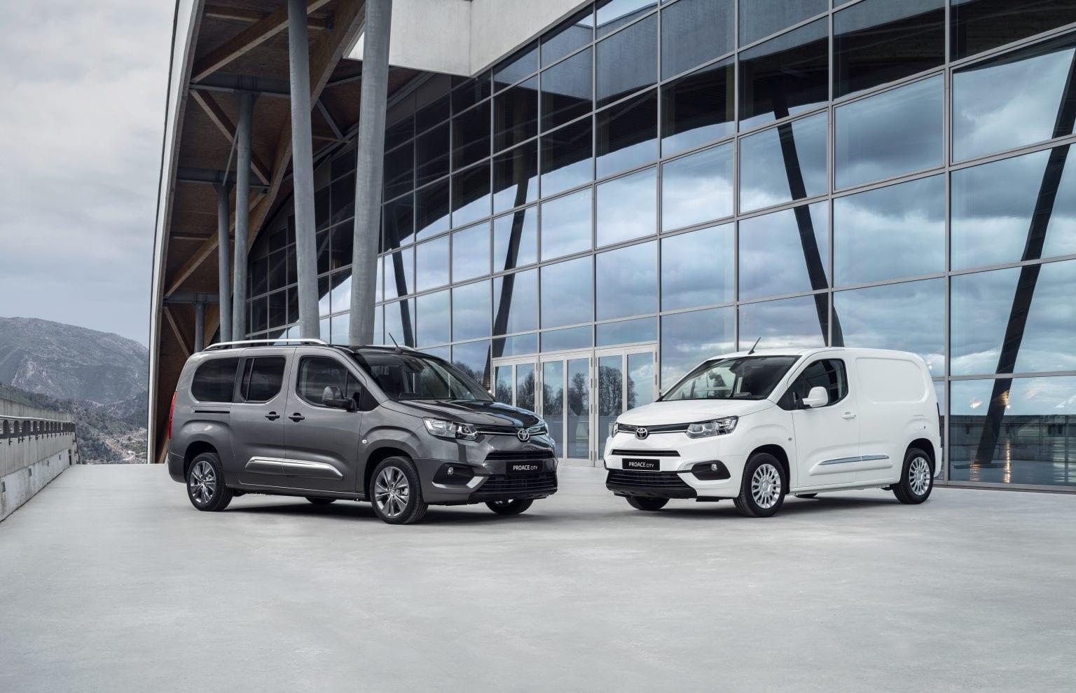 Der neue Proace City bei der Auto Welt von Rotz AG - Auto Welt von Rotz AG 3