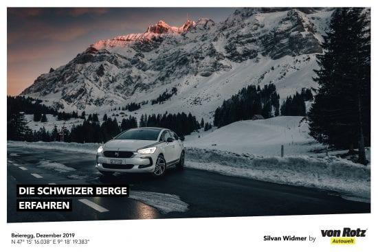 Die Schweizer Berge erfahren mit Silvan Widmer - Auto Welt von Rotz AG 36
