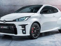 Der neue Toyota GR Yaris - bei der Auto Welt von Rotz AG in Wil - Auto Welt von Rotz AG 1