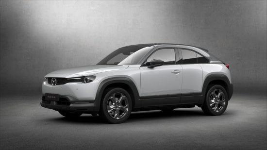 Der Brandneue Mazda MX-30 - demnächst in der Auto Welt von Rotz AG - Auto Welt von Rotz AG
