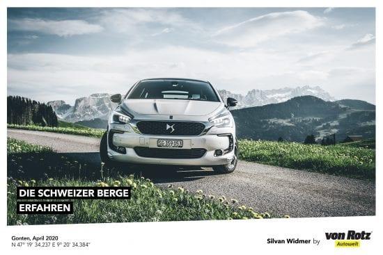 Die Schweizer Berge erfahren mit Silvan Widmer - Auto Welt von Rotz AG 37