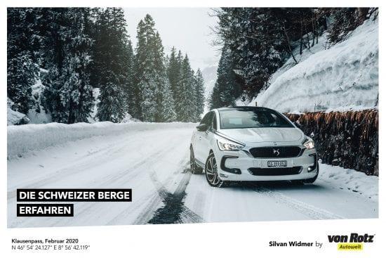 Die Schweizer Berge erfahren mit Silvan Widmer - Auto Welt von Rotz AG 38