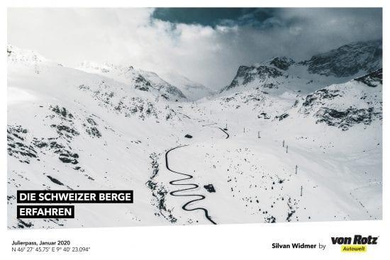 Die Schweizer Berge erfahren mit Silvan Widmer - Auto Welt von Rotz AG 39
