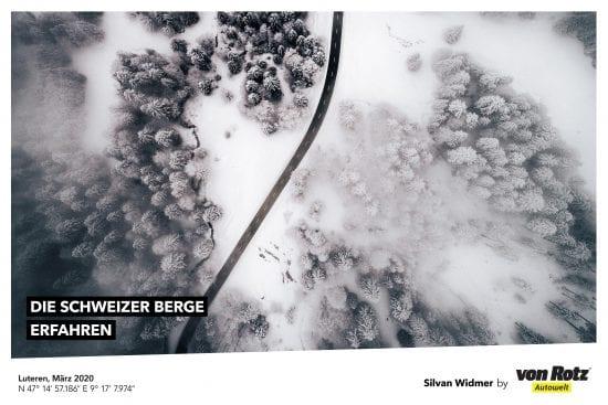 Die Schweizer Berge erfahren mit Silvan Widmer - Auto Welt von Rotz AG 40
