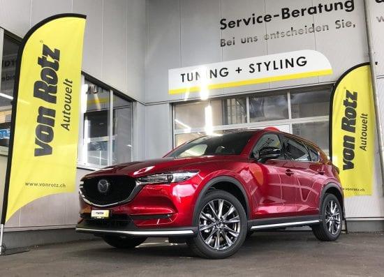 Mazda - Auto Welt von Rotz AG 10
