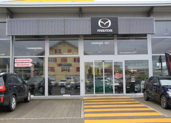 Mazda - Auto Welt von Rotz AG 11