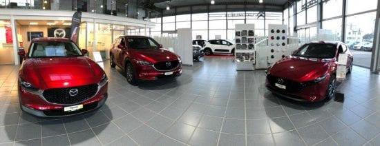 Mazda - Auto Welt von Rotz AG 12