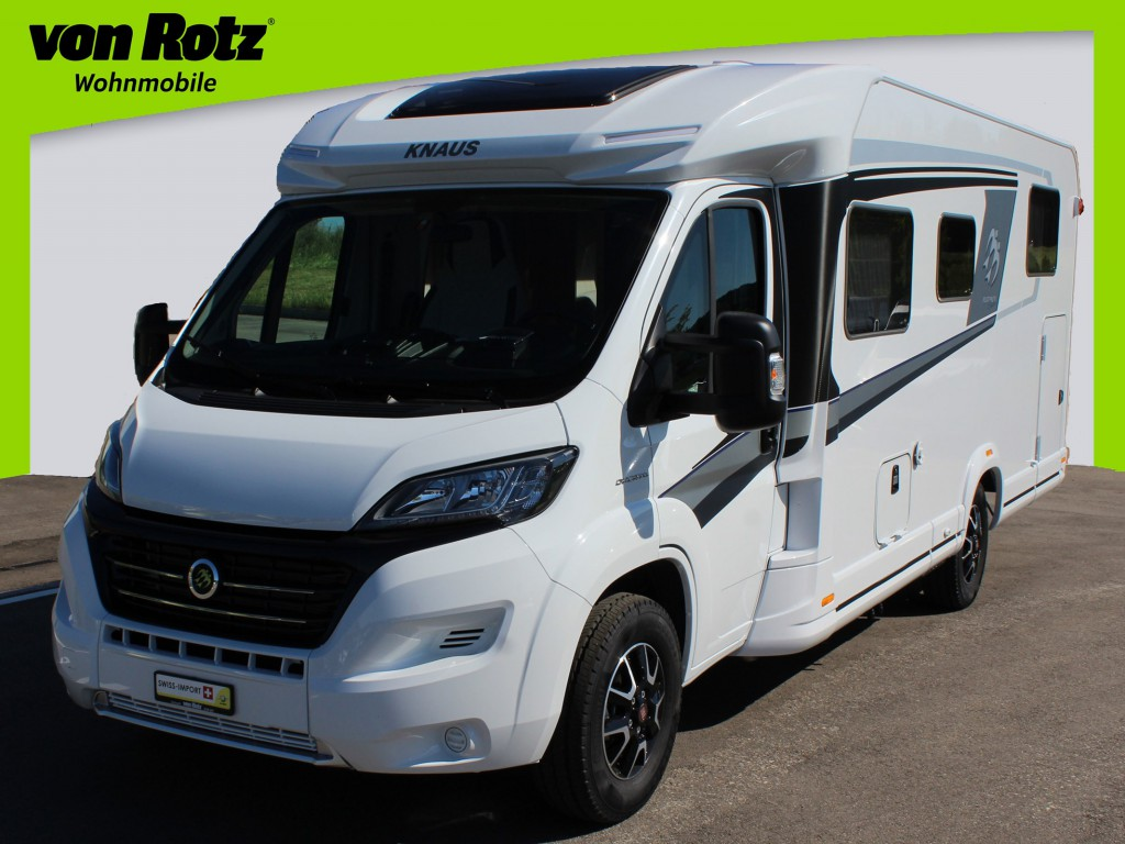 KNAUS SKY WAVE TI 700MEG Platinum Selection
