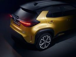 Toyota präsentiert den neuen Kompakt-SUV Yaris Cross – ab 2021 in der Auto Welt von Rotz AG erhältlich - Auto Welt von Rotz AG 1